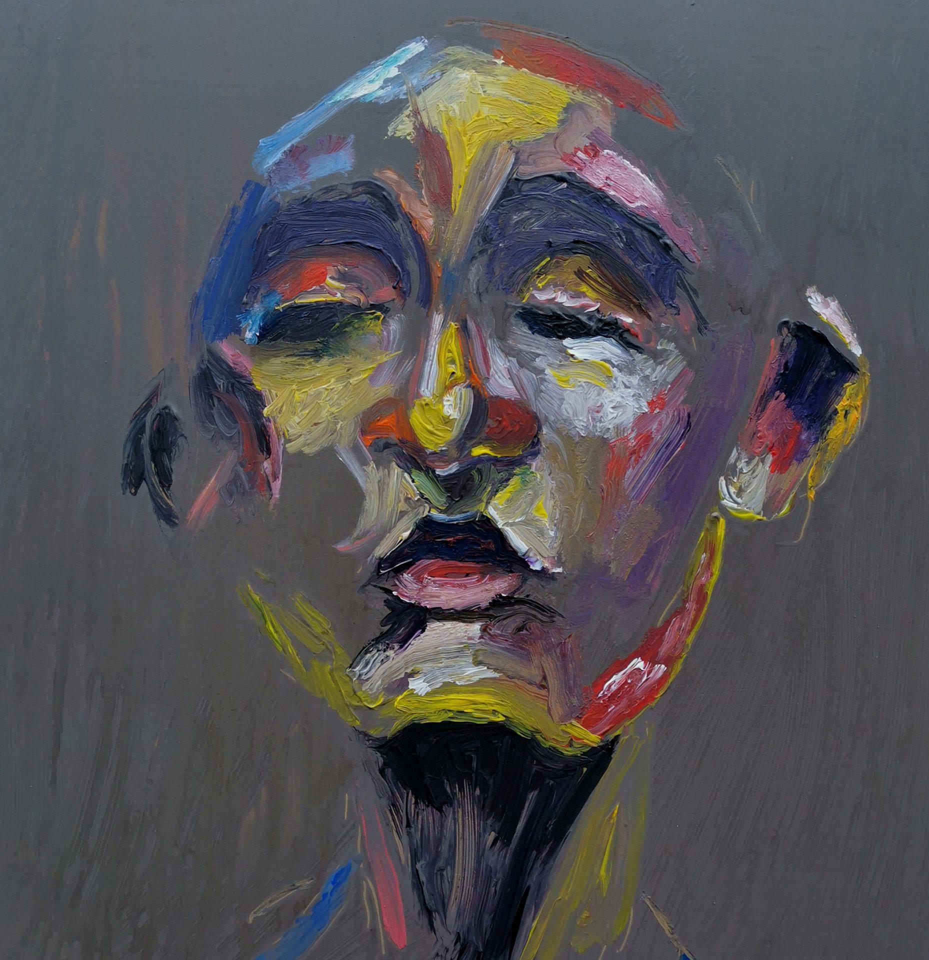 obraz portrét